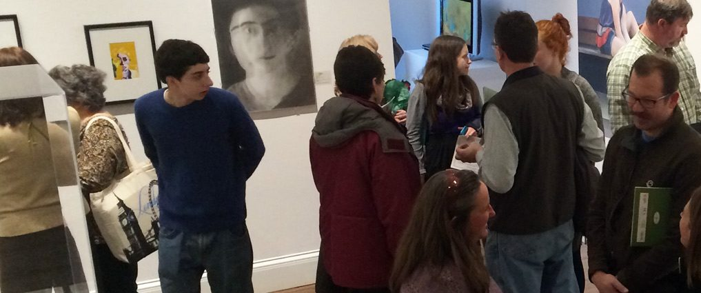 Scholastic Art Exhibition at Cheekwood