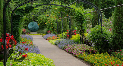 Cheekwood estate gardens in nashville for Garden pictures