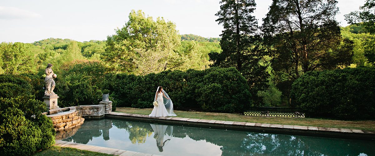 Weddings Cheekwood Estate Gardens Nashville