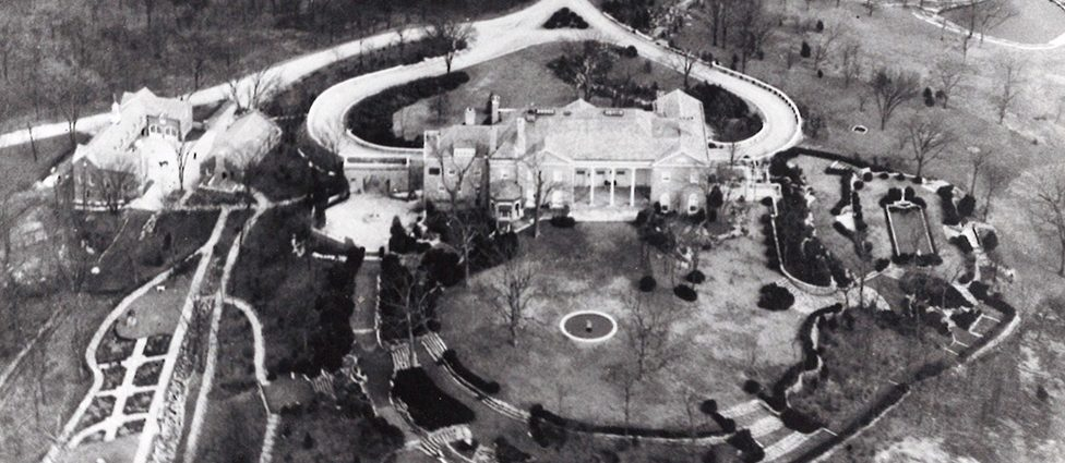 An Aerial of Cheekwood