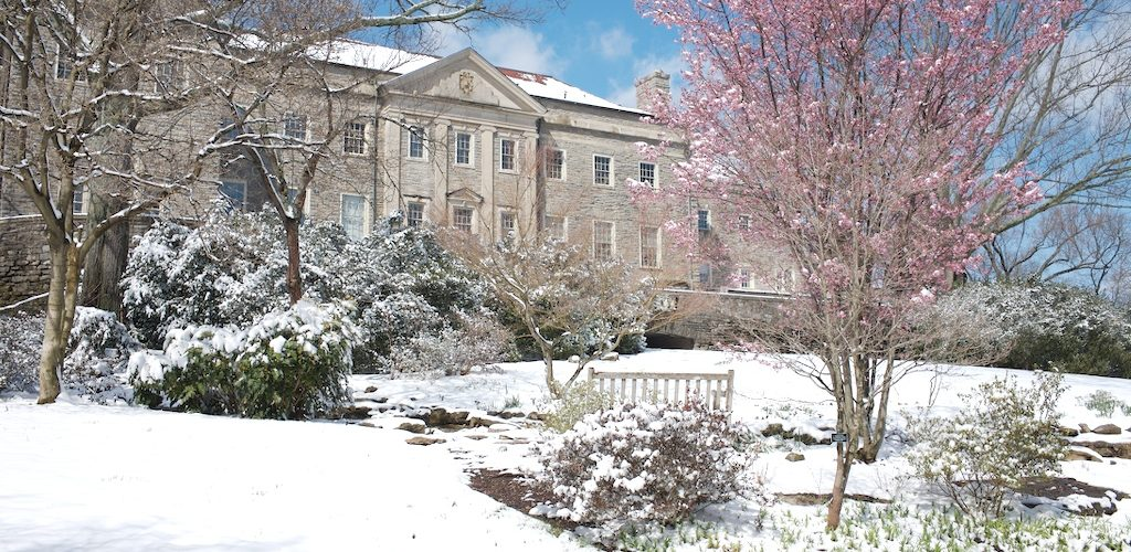 Cheekwood in Winter