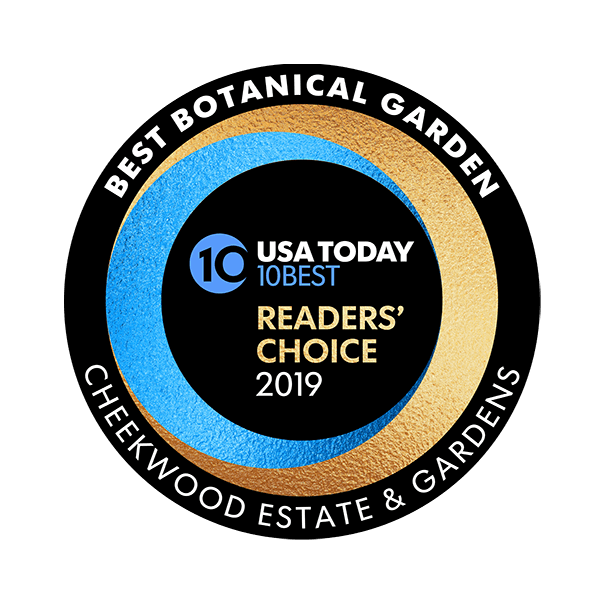 Cheekwood is a top 10 USA Today Botanical Garden