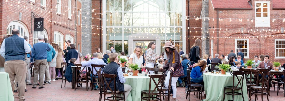 Cheekwood Frist Learning Center Event