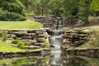 Robinson Family Water Garden at Cheekwood Estate & Gardens
