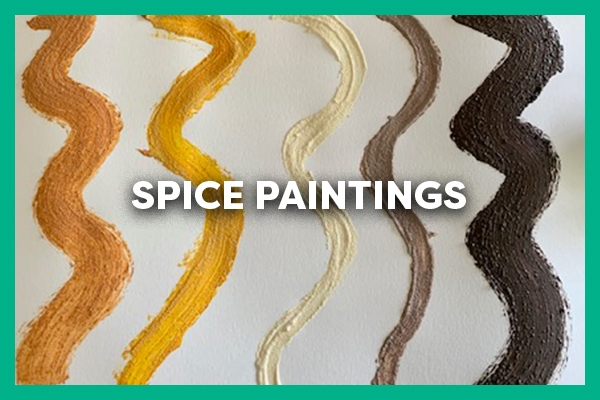 spice paintings