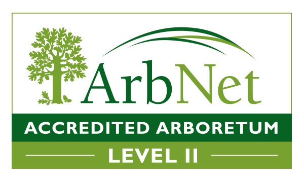 Cheekwood is an Arboretum Accredited by ArbNet