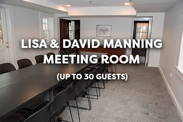 Lisa & David Manning Meeting Room